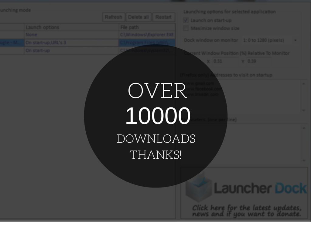 Amazing! 10k downloads